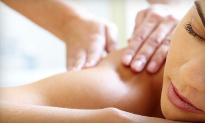 EB3 Therapeutic Massage - Oak Park: 60-Minute Deep-Tissue, Swedish, or Hot-Stone Massage at EB3 Therapeutic Massage in Oak Park (Up to 59% Off)