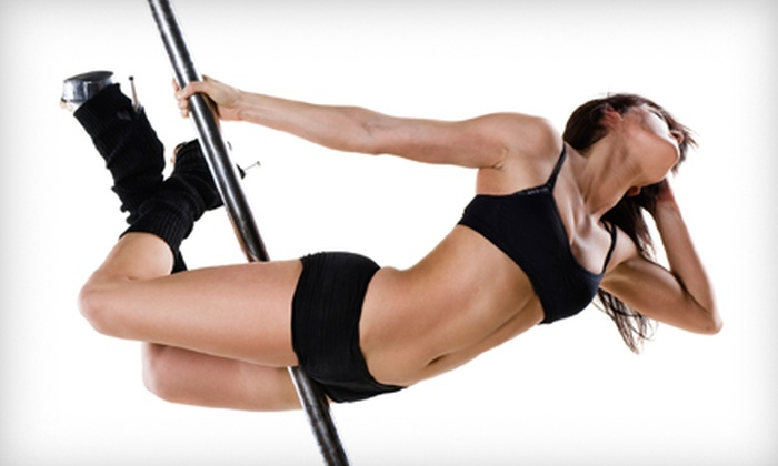 Vertical Butterfly Studios - Walnut Grove - Shelby Farms PD: Five Pole-Dancing Classes or One- or Two-Month Unlimited Membership at Vertical Butterfly Studios (Up to 64% Off)
