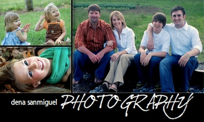 Dena SanMiguel Photography - Nashville: $75 On-Location Portrait Session and CD of Images From Dena SanMiguel Photography
