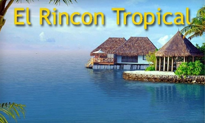 El Rincon Tropical - Virginia Beach: $12 for $25 Worth of Latin-American Cuisine and Drinks at El Rincon Tropical in Virginia Beach