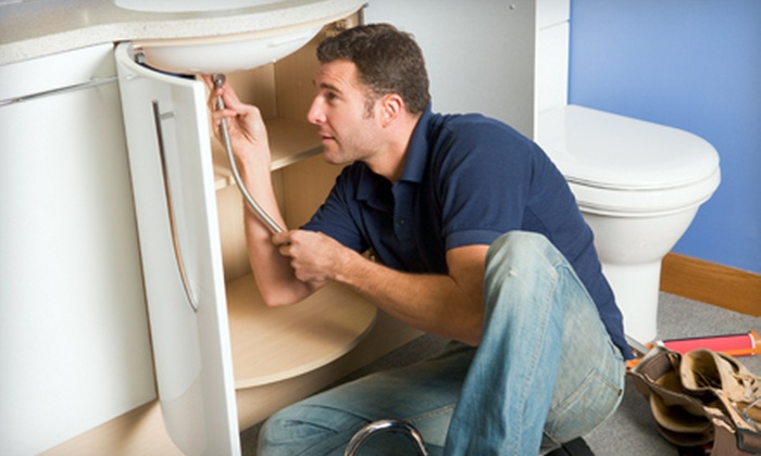 Mayer Plumbing - Parma: Water-Heater Tune-Up or Full-Home Plumbing Inspection from Mayer Plumbing (Up to 57% Off)
