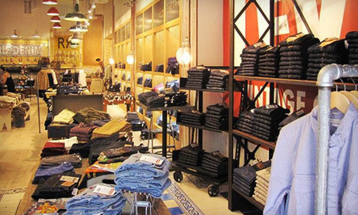 American Rag - Newport Beach: $49 for $100 Worth of Designer Apparel and Accessories at American Rag in Newport Beach