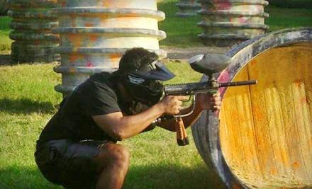 Urban Warzone Paintball - Urban Warzone Paintball in Houston