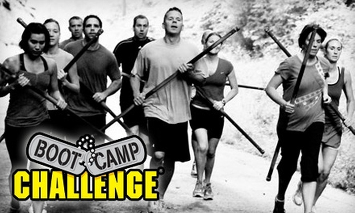 Boot Camp Challenge - Middletown: $40 for Six-Class Boot Camp VIP Pass and Body Composition Assessment at Boot Camp Challenge in Media ($90 Value)