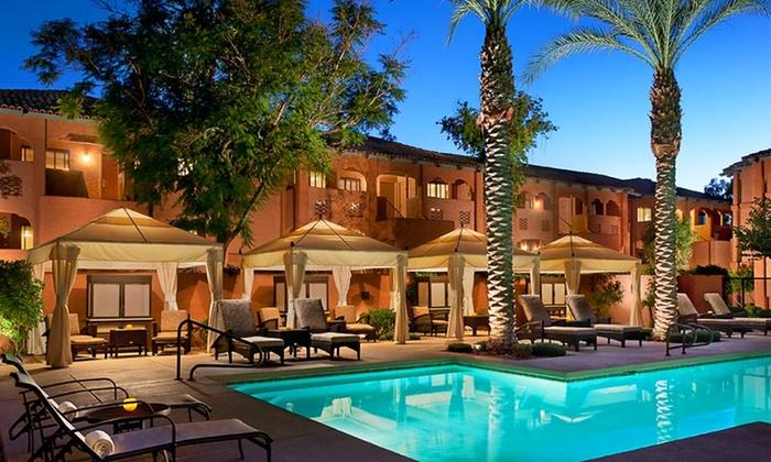 Zona Hotel Scottsdale Closed