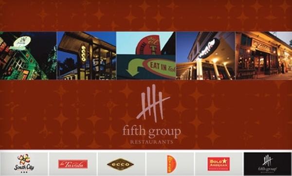Fifth Group Restaurants In Atlanta