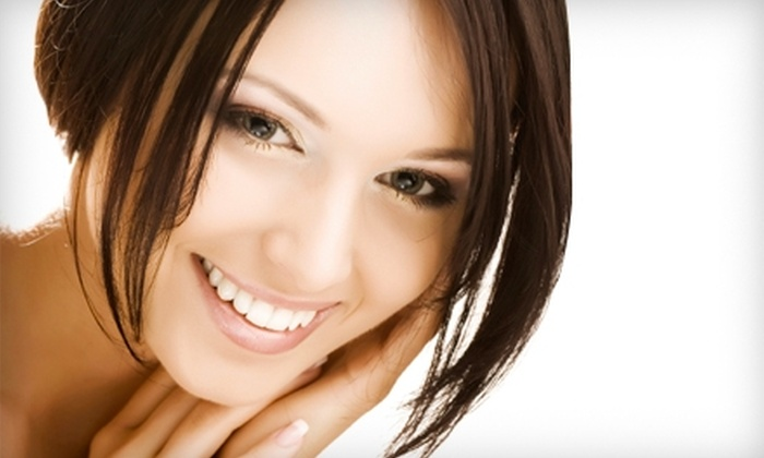 The Skin Clinic - Slatersville: $69 for Microdermabrasion and Age-Defying Facial at The Skin Clinic in North Smithfield