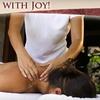 Half Off Rejuvenate With Joy! Massage