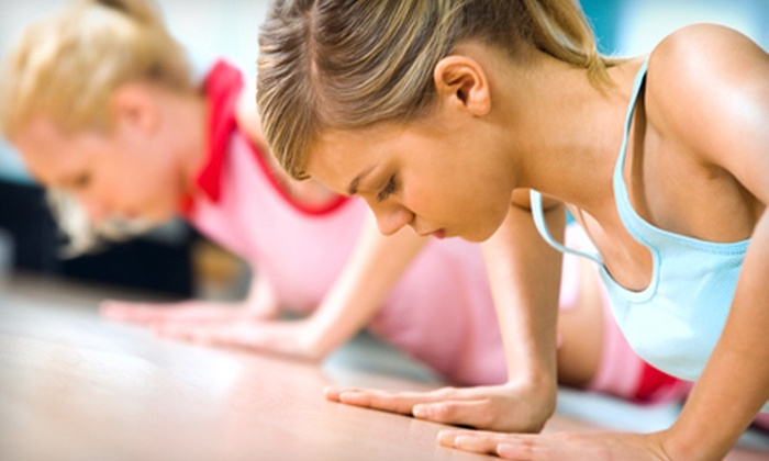 Geaux Play Sports Training & Fitness - Pelham: Zumba, Spinning, and Boot-Camp Classes at Geaux Play Sports Training & Fitness in Pelham. Three Options Available.