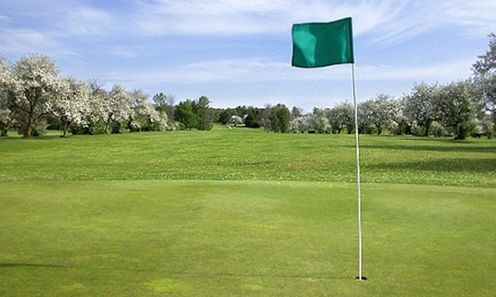 Gracewil Country Club - Grand Rapids: $27 for 18 Holes and Cart for Two (Up to $54 Value) or $21 for Nine Holes and Cart for Two (Up to $43.50 Value) at Gracewil Country Club
