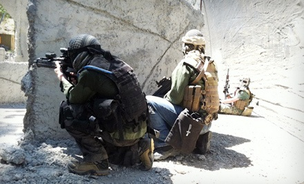 All-Day Admission for 1 (a $25 value) - Jericho Airsoft Park in Lake Elsinore