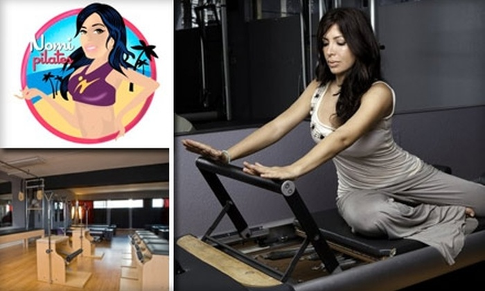 Nomi Pilates - North Miami: $45 for Five Group Pilates Classes at Nomi Pilates ($175 Value)