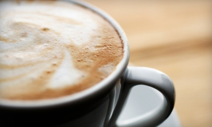 San Laurio Coffeehouse - Muskego: $3 for $6 Worth of Coffee and More at San Laurio Coffeehouse