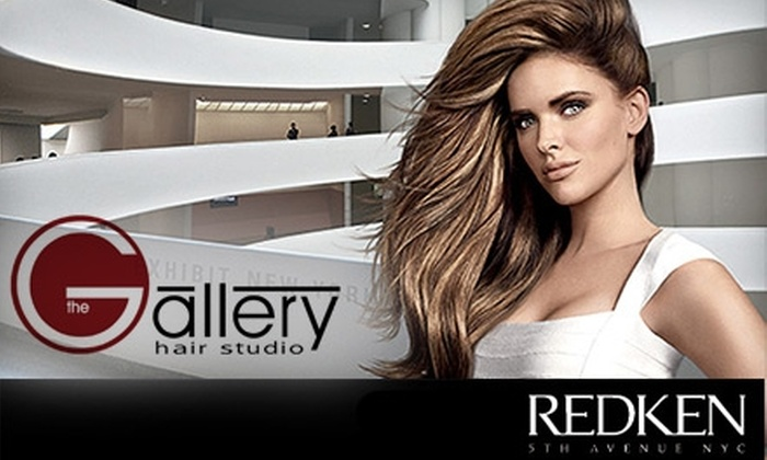 The Gallery Hair Studio - Springlake, University Terrace: $20 for $45 Worth of Salon Services at The Gallery Hair Studio