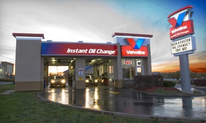 Valvoline Instant Oil Change - Multiple Locations:  $19 for a Full-Service Oil Change at Valvoline Instant Oil Change ($38.99 Value)