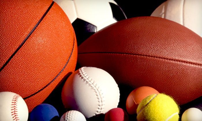 Play It Again Sports - Charlottesville: $12 for $25 Worth of Sporting Goods and Fitness Gear at Play It Again Sports in Charlottesville