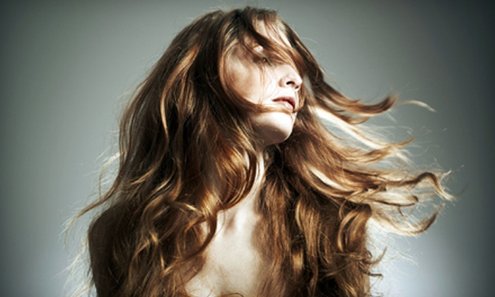 Salon HG - Westlake Village: $40 for a Haircut and Deep Conditioning at Salon HG ($90 Value)