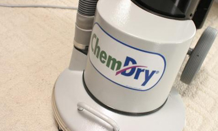 All Care Chem-Dry - Multiple Locations: $59 for Carpet Cleaning in Three Areas and a Hallway from All Care Chem-Dry ($175 Value)