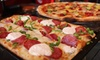 Big Mario's New York Style Pizza - Broadway: $15 for a Pizza Meal with Delivery from Big Mario's New York Style Pizza (Up to $31.50 Value)