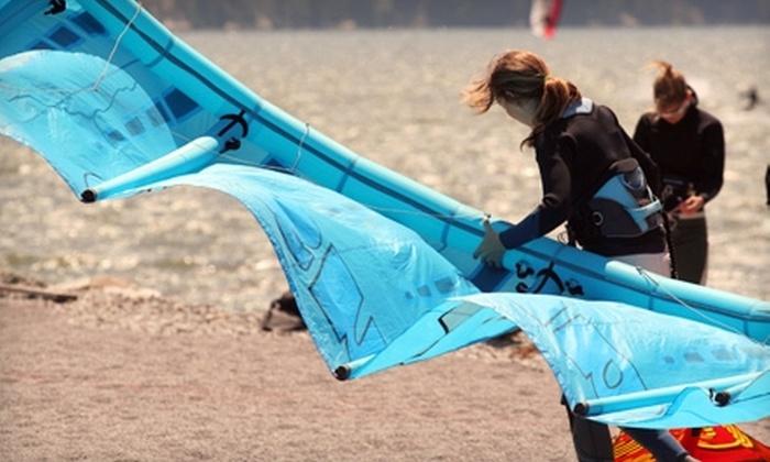 Explore Kiteboarding - Regina: $49 for a One-Hour Intro to Kiteboarding Land Lesson from Explore Kiteboarding ($100 Value)