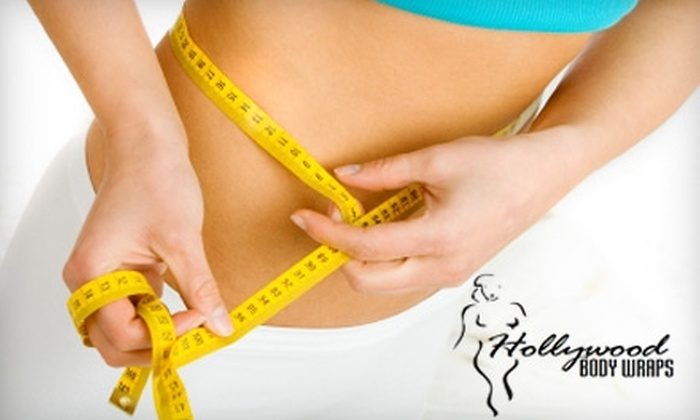 Hollywood Body Wraps - Multiple Locations: $79 for Slim Body Wrap ($159 Value) or $99 for Fat-Burner Body Wrap ($199 Value) at Hollywood Body Wraps