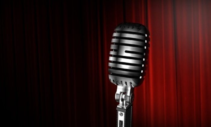 Joey's Comedy Club - Livonia: Comedy Night and Dinner for Two at Joey's Comedy Club in Livonia. Three Options Available.