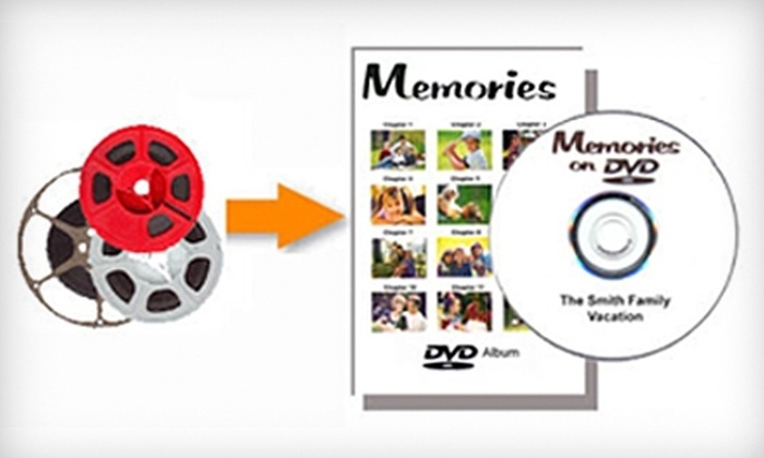 Reel To Reel Video Inc. - Hicksville: $25 for $50 Worth of Digitized Video and Photos from Reel To Reel Video Inc.