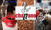 Half Off Chazzano Coffee