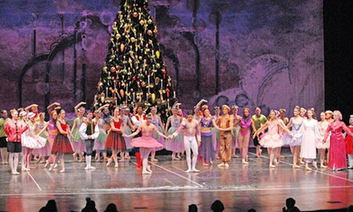 """Charlotte Youth Ballet's """"The Nutcracker"""" - Elizabeth: $12 for One Ticket to Charlotte Youth Ballet's """"The Nutcracker"""" at Dale F. Halton Theater on December 2 or 3 (Up to $25 Value)"""
