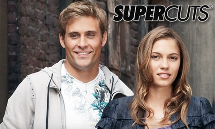 Supercuts - Multiple Locations: $6 Haircut at Supercuts (Up to $12.50 Value)
