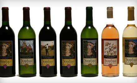 $30 Groupon to Stonehaus Winery - Stonehaus Winery in Crossville