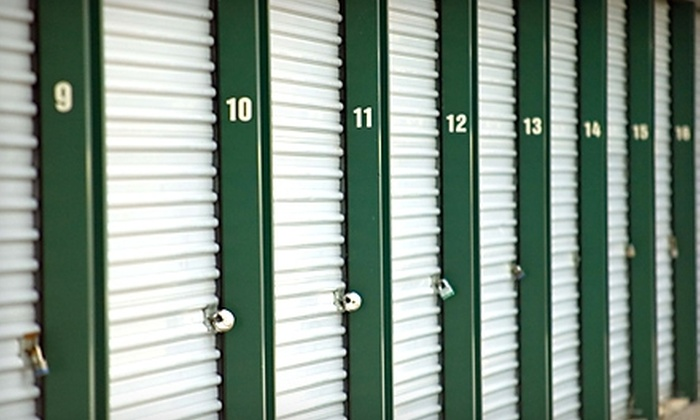 Castaway Self Storage and Carwash - Byron: Up to 57% Off Two Months of Storage at Castaway Self-Storage and Carwash in Byron. Three Options Available.
