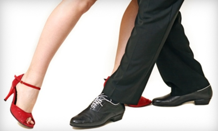 A Social Affair Dance Studio - Golden Glades/The Woods: $39 for Three Private Dance Lessons, Two Group Classes, and a Practice Party at A Social Affair Dance Studios ($89 Value)