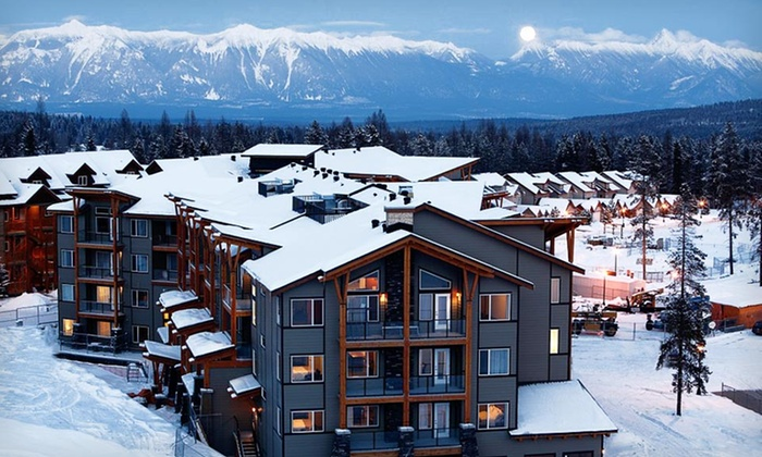 Mountain Spirit Resort - Kimberley: Three-Night Stay for Up to Six in a One- or Two-Bedroom Condo at Mountain Spirit Resort in British Columbia