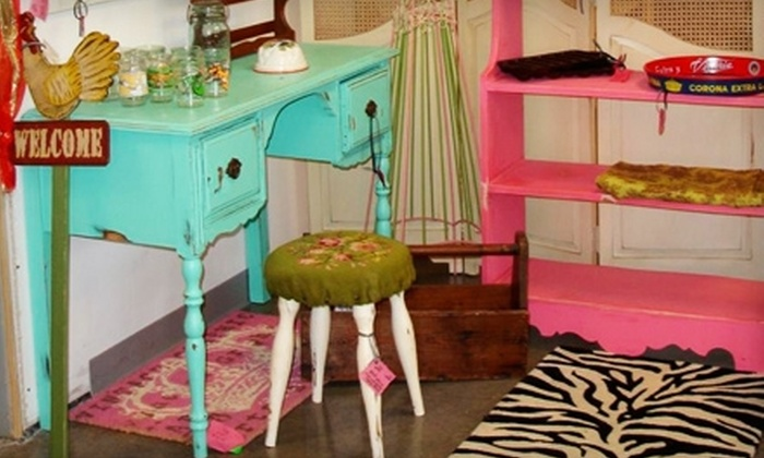 Retrohome - West Oak Hill: $15 for $30 Worth of Vintage Clothing, Jewelry, and More at Retrohome