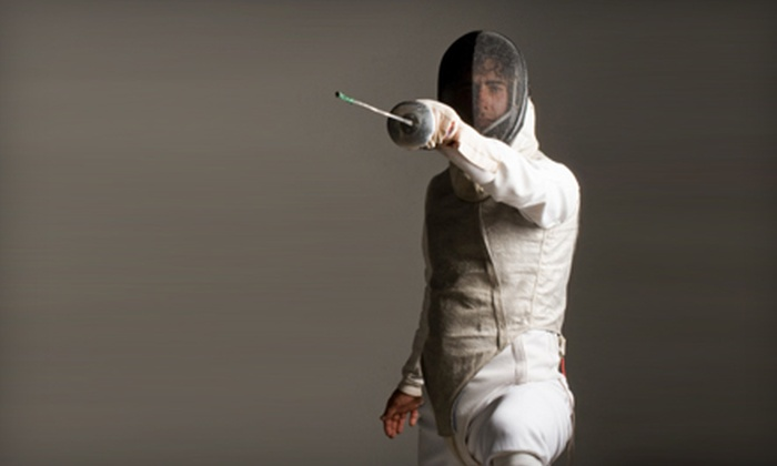 Worcester Fencing Club - Webster Square: $49 for Seven-Week Introductory Fencing Course at Worcester Fencing Club (Up to $170 Value)