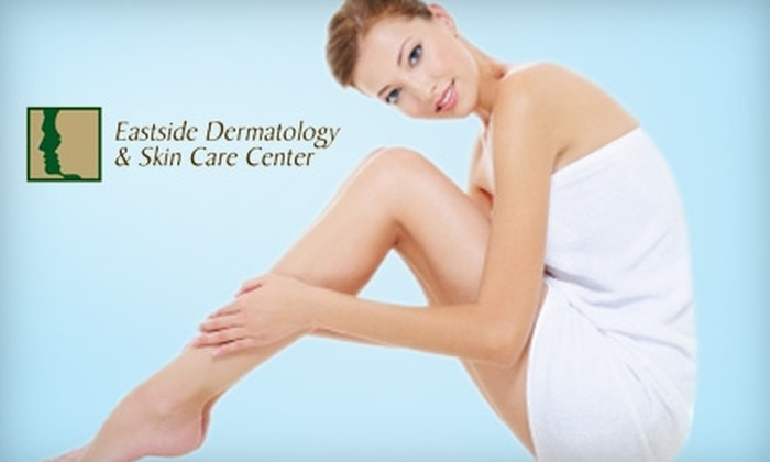 Eastside Dermatology & Skin Care Center - Columbus: $149 for Laser Hair Treatments, Plus Half Off Follow-Up Visits at Eastside Dermatology & Skin Care Center (Up to $675 Value)