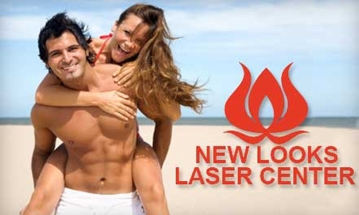 New Looks Laser Center - Ward 6: $99 for Three Laser Hair-Removal Treatments at New Looks Laser Center