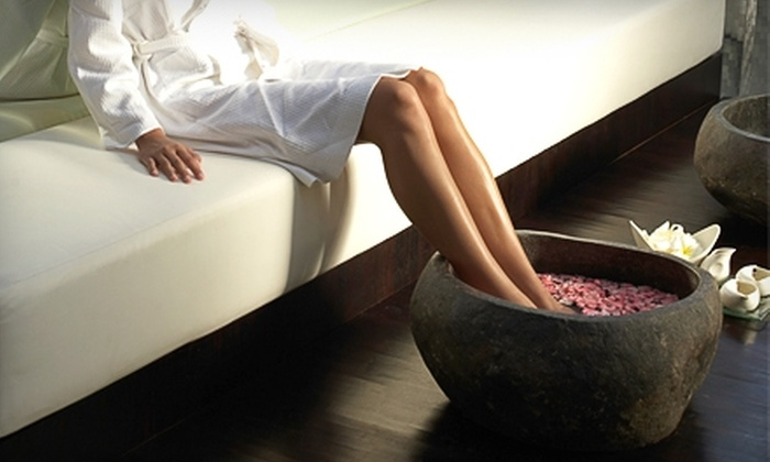 Smooth Sensations Body Balance - East Sacramento: $99 for Three Detox Treatments or $159 for Five Detox Treatments at Smooth Sensations Body Balance