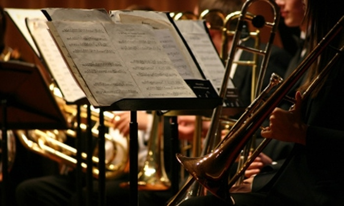 "Austin Symphonic Band - Circle C: $5 for One Admission to the ""ASB and Friends"" Concert Presented by the Austin Symphonic Band (Up to $10 Value)"