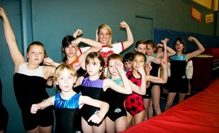 Wings Center: Gymnastics Classes for Children Who Have Begun Walking to Those up to 2 Years Old - Wings Center in Boise