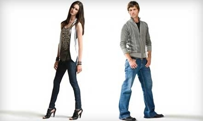 Indi - Goodlettsville: $85 for $155 Worth of Custom-Fit Jeans from Indi