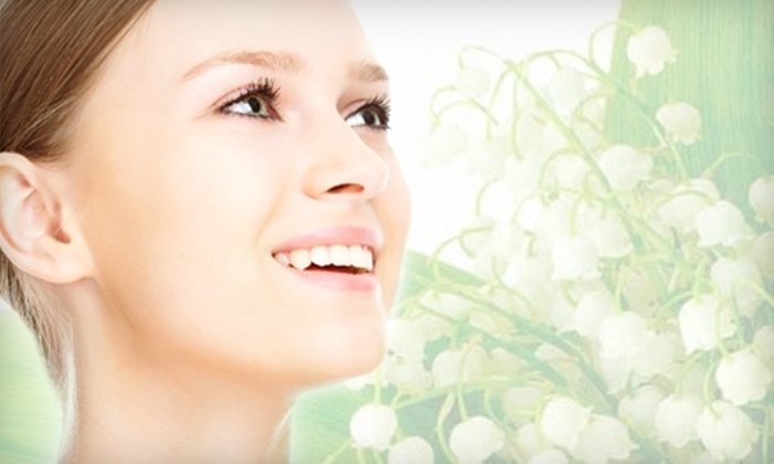 Euro Charm Skincare - Hastings-Sunrise: $700 for a Pearl or Titan Laser Facial Treatment at Euro Charm Skincare (Up to $1,500 Value)