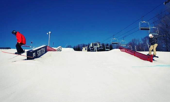 Lakeridge Ski Resort: C$23 for VIP Coupon Booklet for Lakeridge Ski Resort (C$50 Value)
