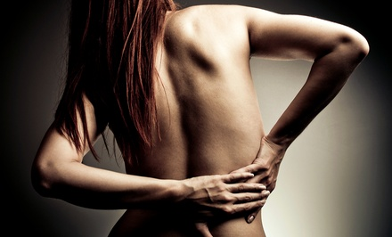 Four-Visit Chiropractic Treatment Package from Atlantic Chiropractic Associates (71% Off)