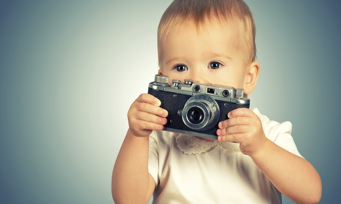 Good Mojo Photography - Lincoln: 30-Minute Children's Photo Shoot from MJ & Company Photography (70% Off)