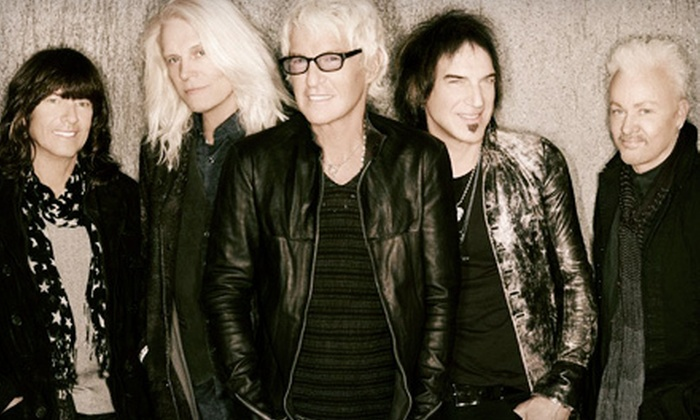 The Midwest Rock 'N Roll Express with REO Speedwagon, Styx, and Ted Nugent - BOK Center: The Midwest Rock 'n' Roll Express with REO Speedwagon, Styx, and Ted Nugent at BOK Center on May 8