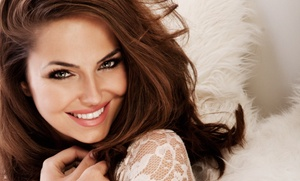 Epitome Style Lounge: Haircut, Blow-Dry, and Style with Option for Full Color or Partial Highlights (Up to 63% Off)