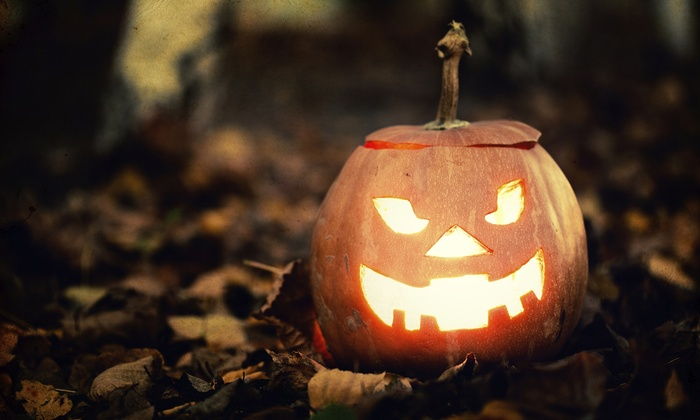 Powell Gardens - Eastern KC: Admission and Drinks at Glow: A Jack-O-Lantern Festival at Powell Gardens October 17–18 (47% Off)
