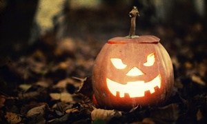 Crystal City Underground: Haunted Pumpkin Walk for Two, Four, or Six at Crystal City Underground (Up to 50% Off)